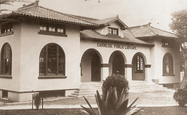 1908 Carnegie Library