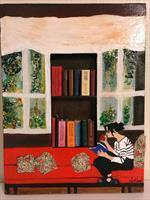 Cherie Stock - The Comfort of Books
