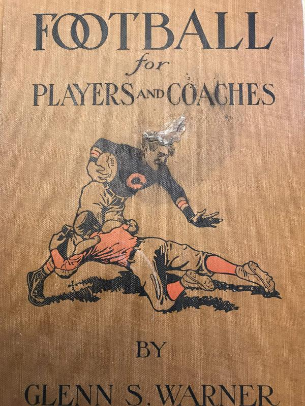 Football for Coaches and Players cover