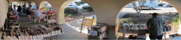 First Saturday Book Sale